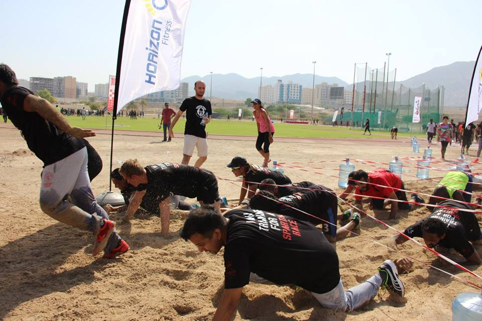 Popolare Muscat Oman Spartan Race Workout - Amazing Oman KS57